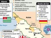 Cáucaso, hervidero solución vista