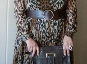 Look Vestido leopardo