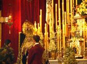 Besamanos Virgen Concepción Hermandad Silencio.