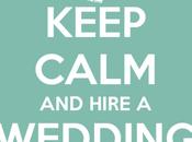 Wedding planner, ¿para qué?