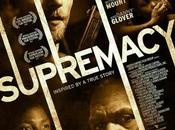 "Póster thriller ""supremacy"""