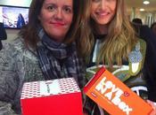 #MartinaKlein encantadora juntó Maria @aloastyle_magazine estilismo @GornesyOsorio #Solidaridad #Navidad #shopping