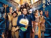Nuevo clip, póster internacional featurettes noche museo: secreto faraón
