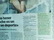 "Entrevista lola kabuki suplemento diario correo"""
