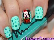 Manicura Navideña Mickey Mouse Nav. Nataliciosa