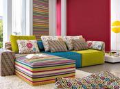 Cómo Decorar Sala mucho color Preciosas Ideas