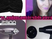 Sorteo para mamis secador hair 2900 turbante negro índico