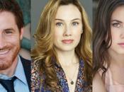 Jaeger, Wynn Everett Zara protagonistas piloto TNT, 'Lumen'.