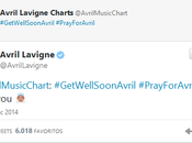 Malos tiempos para Avril Lavigne