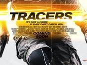 "Afiche tráiler ""Tracers"". Película protagonizada Taylor Lautner (Crepúsculo)"