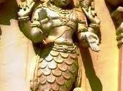 Mitología india. primera reencarnación visnú: matsya