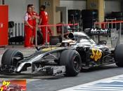 MP4-30 McLAREN SUPERA PRUEBA CHOQUE
