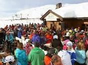 Moët Chandon inaugura Winter Lounge celebra aniversario Baqueira Beret