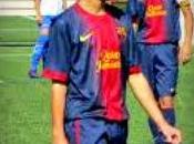 Theo Chendri nuevo Xavi Hernández Barcelona