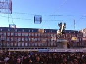 Madrid tradicional Mercado Navidad