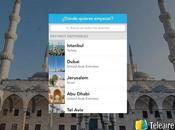 Planificador viajes Medio Oriente
