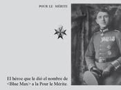 héroes favoritos XVIII: Immelmann, Max, primer héroe alemán popular Gran Guerra.