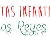 Cartas Infantiles para Reyes Magos