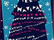 Fiesta Navidad LaFonoteca: Remate Candidato Domínguez Madrid(21.Diciembre.2014)
