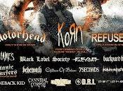 Resurrection Fest 2015: Korn, Refused, Black Label Society, Satanic Surfers, Fear Factory, Children Bodom...