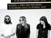 Band skulls concierto barcelona madrid. enero 2015