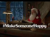 Coca Cola lanza #MakeSomeoneHappy spot evoca tradicional