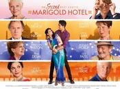 Nuevo quad póster para reino unido exótico hotel marigold (the second best exotic hotel)""