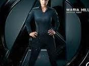 Cobie Smulders habla sobre papel como María Hill