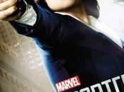 Nuevo póster promo corta 'Agent Carter'.