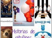 Jueves cine: Estrenos cine infantil Navidad