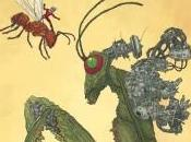 Portada alternativa Geof Darrow para Ant-Man
