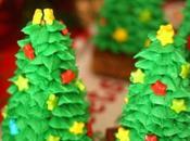 Cómo decorar brownies Navidad
