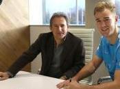 Hart renueva Manchester City