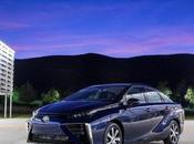 está venta primer auto base hidrógeno