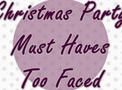 Ideas para regalar: Christmas Party Must Haves Faced