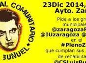 Luis Buñuel Pleno Ayuntamiento