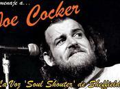 Homenaje Cocker, 'Soul Shouter' Sheffield