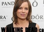 "Dickens protagonista femenina ""spin-off"" 'The Walking Dead'."