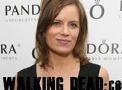 "Dickens protagonista femenina ""spin-off"" 'The Walking Dead'."