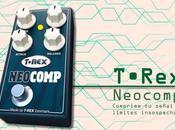 Magazine Bajos Bajistas Review T-Rex Neocomp
