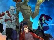 serie animada Guardianes Galaxia tendrá nada película