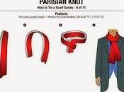 Como usar bufandas foulares tips para hombres