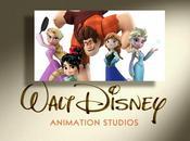 Walt Disney Animation Studios: nueva edad oro.