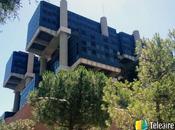edificios raros Madrid