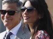 George Clooney Amal Alamuddin pasan Navidad México