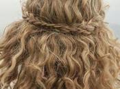 #Belleza Peinados para cabello ondulado