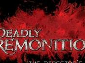 Contraanálisis Deadly Premonition: Director's