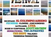 Gijón Sound Festival 2015: Jayhawks, Luna, Columpio Asesino, Scott Mathew, Ships...