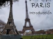 FINDE PARÍS: Introducción