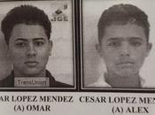 Policía mató hermanos López, presunto enfrentamiento tiros.